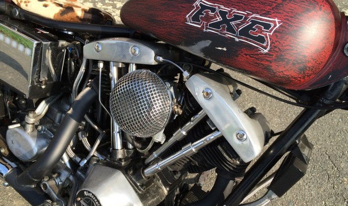FXE Shovel #593