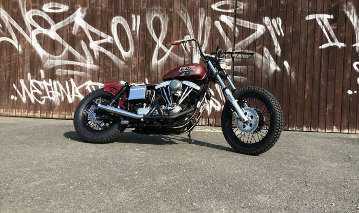 FXE Shovel #598